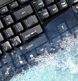 WetKeys, SaniType, iKey, Man and Machine, Seal Shield Washable and Waterproof Computer Keyboards